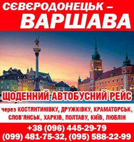 Поездки Варшава Польша
