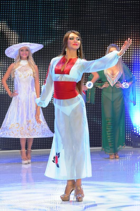 мисс донбасс open 2012