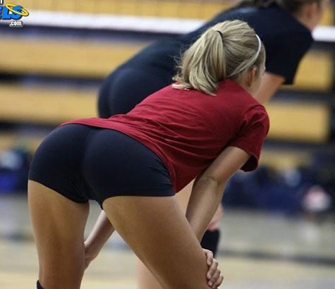 Фото сексуальные волейболистки