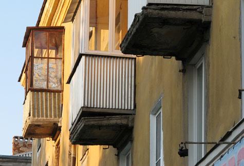 Кто сталкивался с увеличением балконной плиты?.