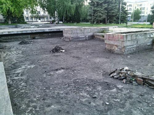Эксперимент: как гражданин Краматорск убирал (фото) - фото 1