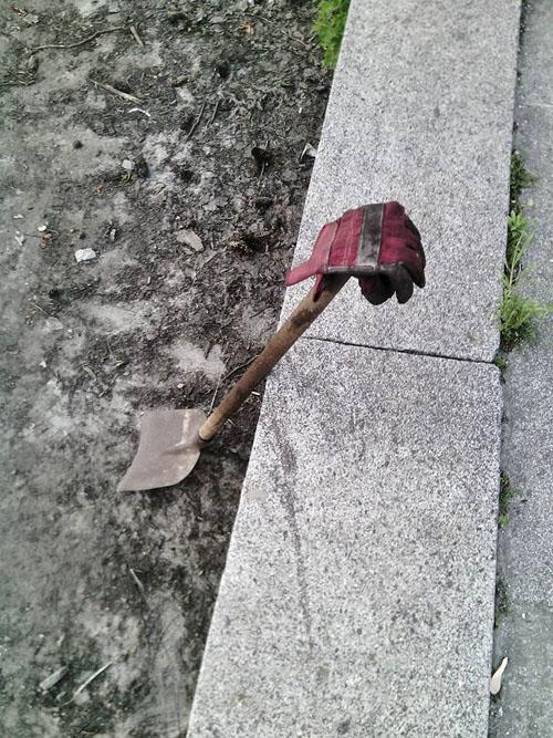 Эксперимент: как гражданин Краматорск убирал (фото) - фото 4
